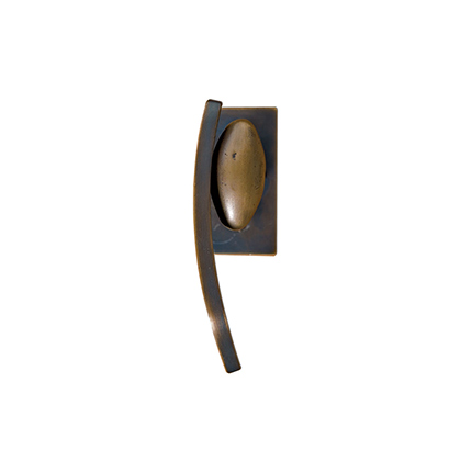 Solid Bronze Mini Eagle Eye Window Lever