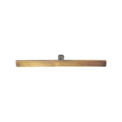 Solid Bronze 8 inch Manhattan Drawer Pull
