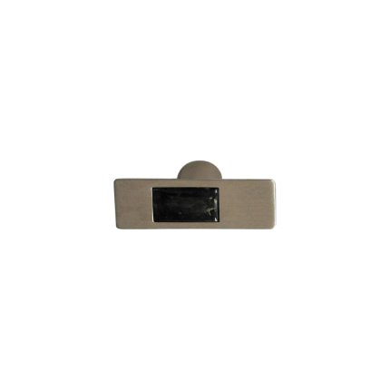 Solid Bronze Scottsdale Royale 2.5 inch Cabinet Pull in Natural White