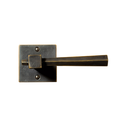 Hardware renaissance usa solid bronze interior door sets east west lever with reverse step escutcheon planetlyrics Image collections