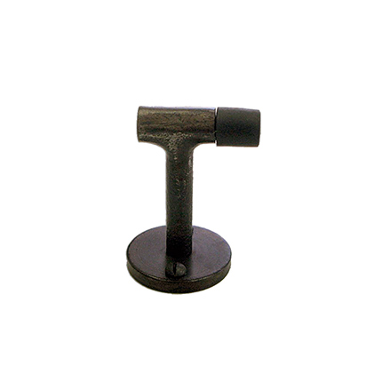 Hand Forged Iron Floor Door Stop