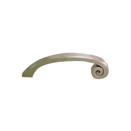 Hand Forged Iron Casa California II 6 inch Cabinet Pull