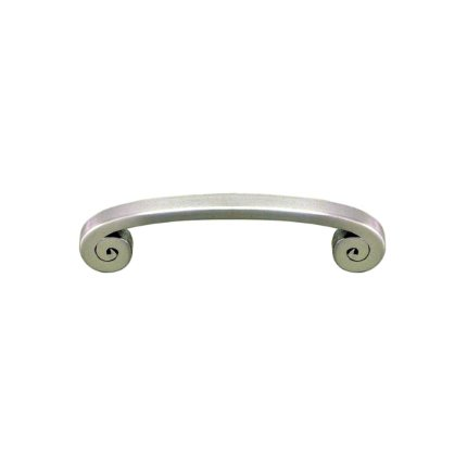 Hand Forged Iron Casa California III 7 inch Cabinet Pull