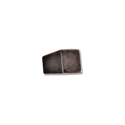 Hand Forged Iron East-West 1-1.8 inch Cabinet Knob