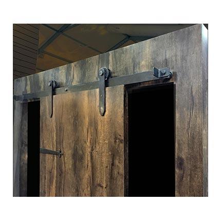 Hand Forged Iron Sliding Door Track  sc 1 st  Hardware Renaissance & Hardware Renaissance India-Hand Forged Iron Sliding Door Tracks
